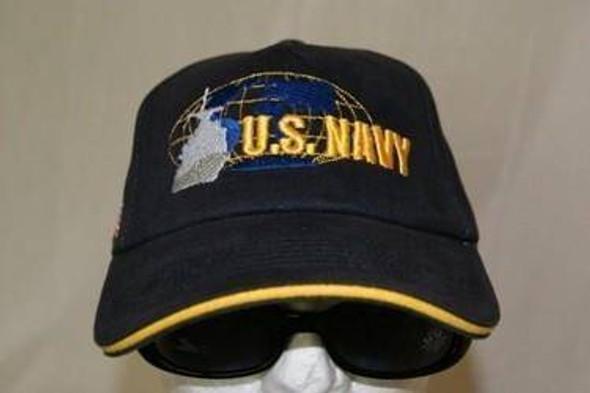 U.S. Navy Ship Cap