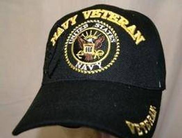 U.S. Navy Veteran Cap