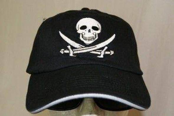 Calico Pirate Cap