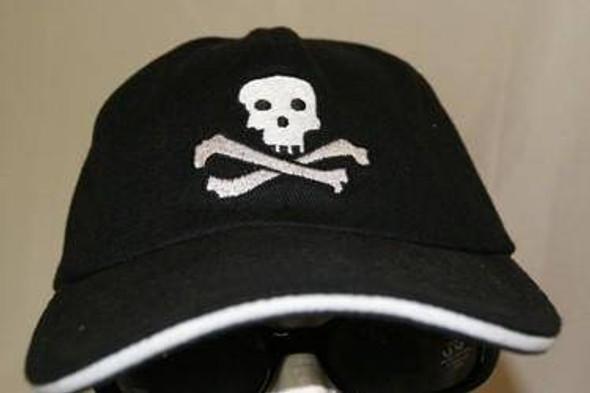 Death Pirate Cap