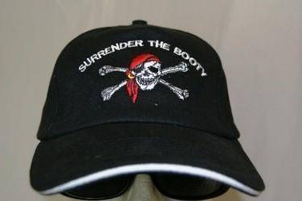 Surrender the Booty Cap