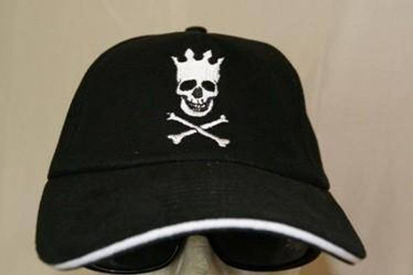 Pirate Crown Cap