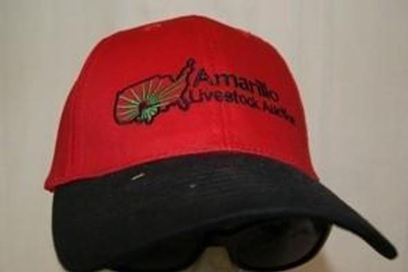 Amarillo Livestock Auction Cap
