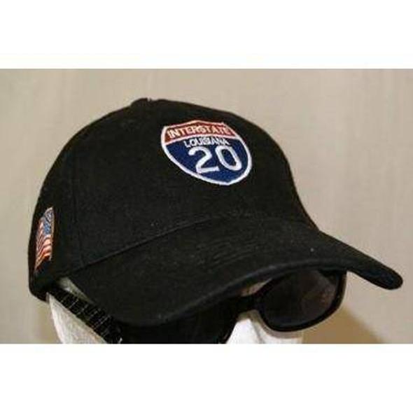 Interstate 20 I-20 Cap