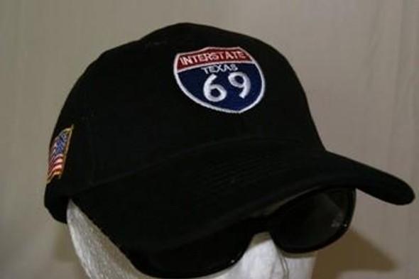 Interstate 69 I-69 Cap