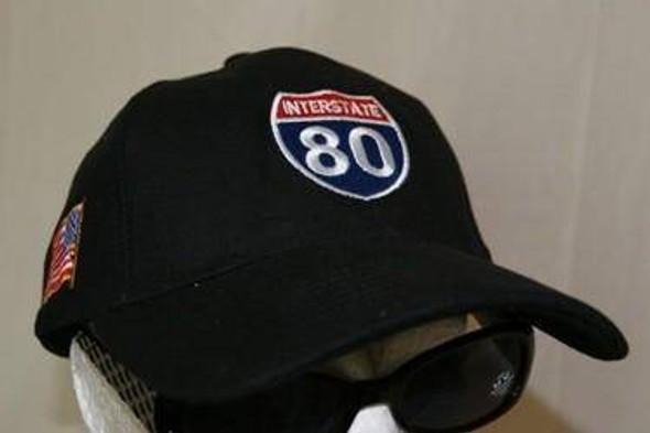 Interstate 80 Cap