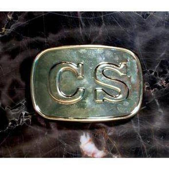 CS Belt Buckle