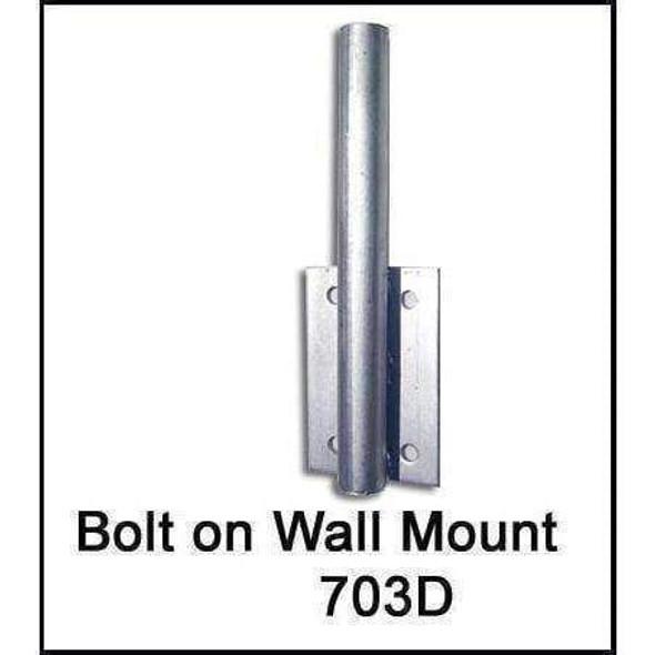 Flag Bolt On Wall Mount