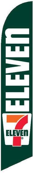 7 Eleven Advertising Banner (banner only)