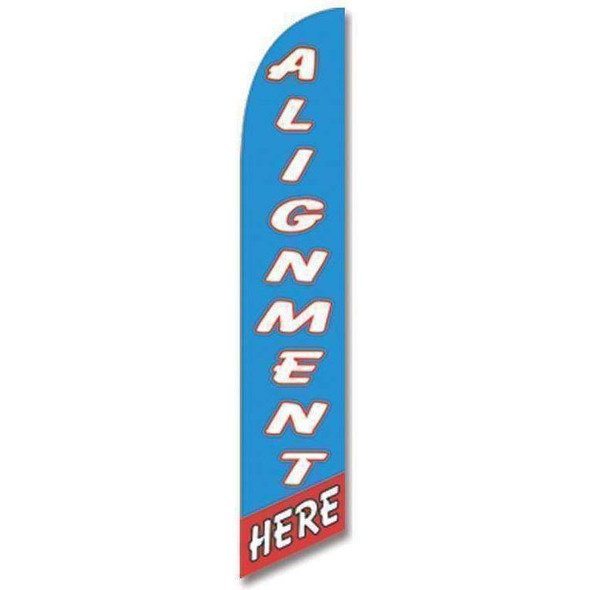 Alignment Here Advertising Banner (banner only)