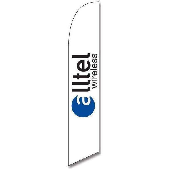 Alltel Wireless Advertising Banner (banner only)