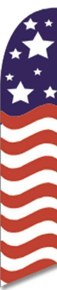 American Pride Advertising Banner (banner only)
