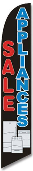 Appliance Sale Advertising Banner (banner only)