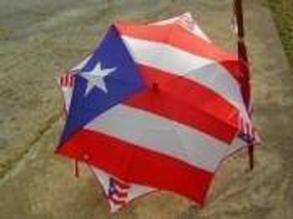 Puerto Rico Umbrella Parasol