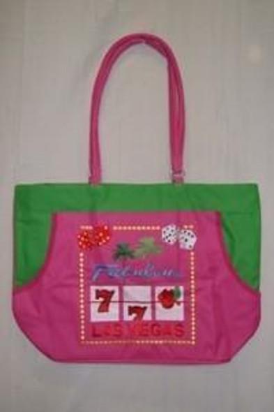 Fabulous 777 Las Vegas Beach Bag