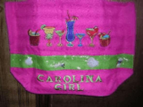 Carolina Girl Beach Bag