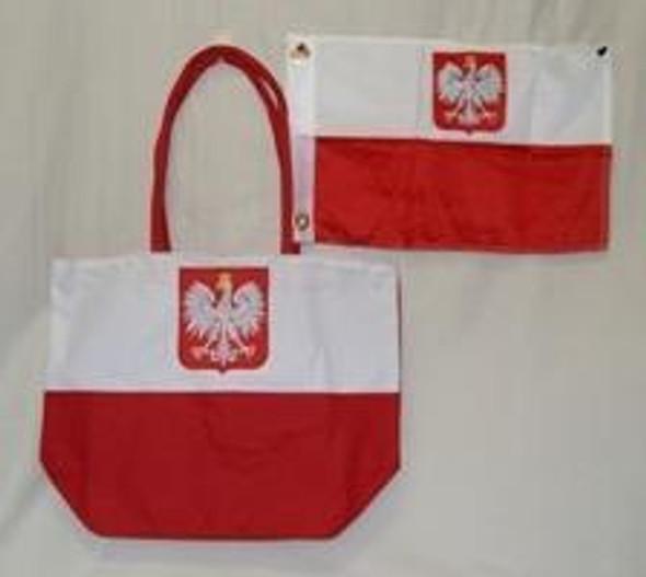 Poland Beach Bag