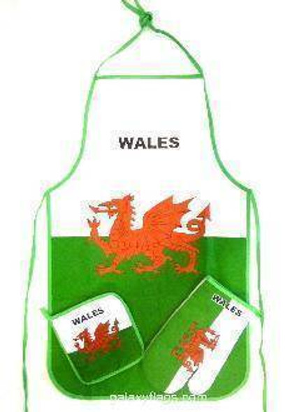 Wales Cooking Set