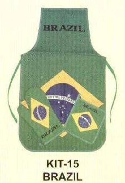 Brazil Cooking Set