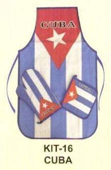 Cuba Cooking Set