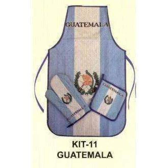 Guatemala Cooking Set