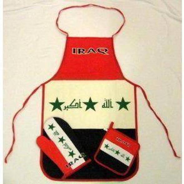 Iraq Cooking Set