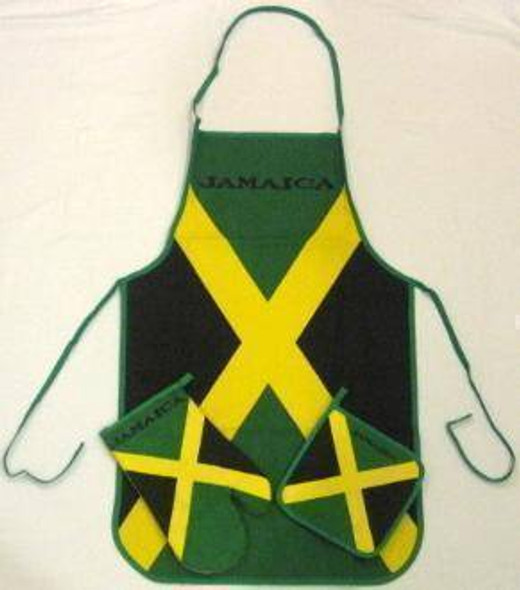 Jamaica Cooking Set