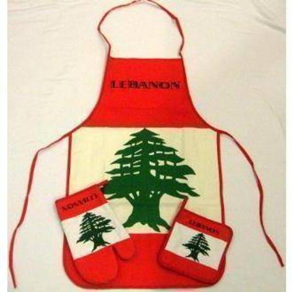 Lebanon Cooking Set