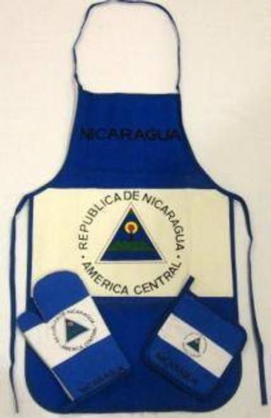 Nicaragua Cooking Set