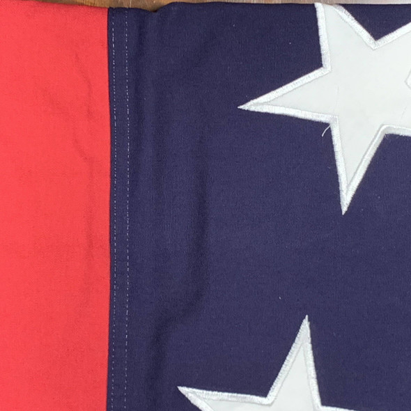 1ST National Confederate 9 stars 3x5 ft Cotton