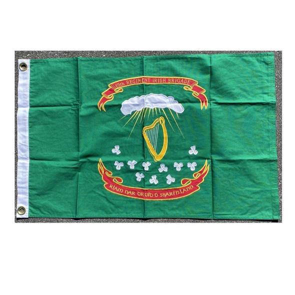 69th Irish Brigade Cotton Flag