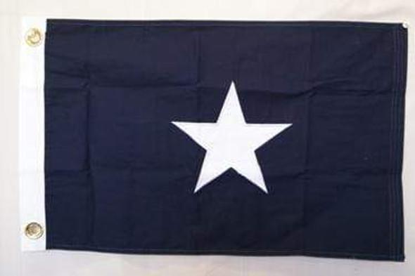 Bonnie Blue Flag - Cotton