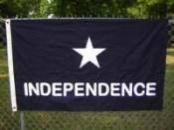 Captain Scott's Cotton Flag 2x3 ft.