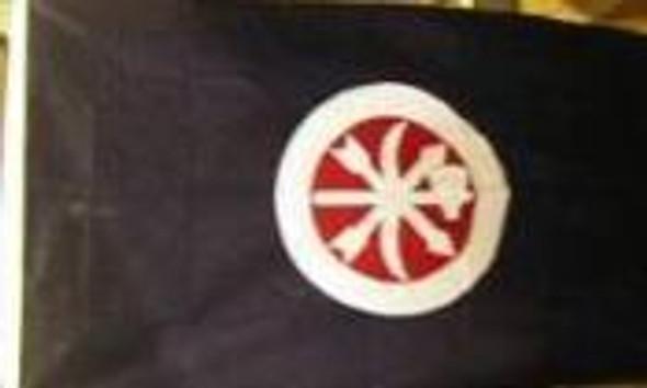 Choctaw Braves Cotton Flag 3 x 5 ft.