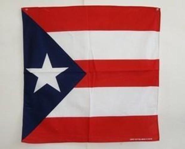 Puerto Rico Bandana