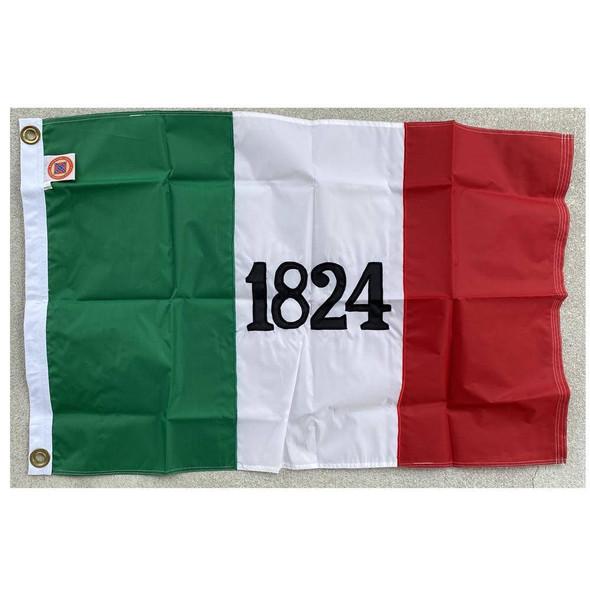 Alamo Flag 1824 Flag Nylon Sewn