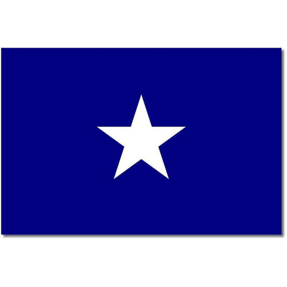 Bonnie Blue Flag - Nylon Embroidered - Outdoor