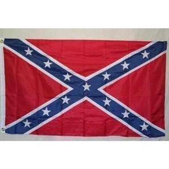 Rebel Flag - Confederate Flag - Nylon 20x30 ft