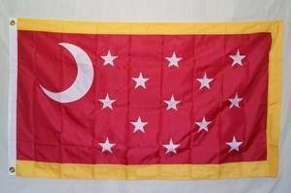 Van Dorn Flag Nylon Embroidered 3x5 ft.