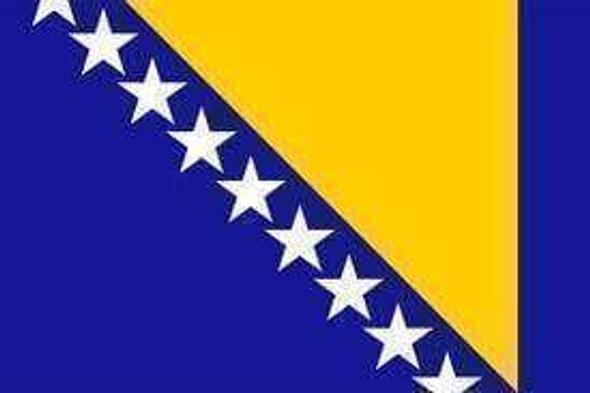 Bosnia & Herzegovina Flag 2 X 3 ft. Junior