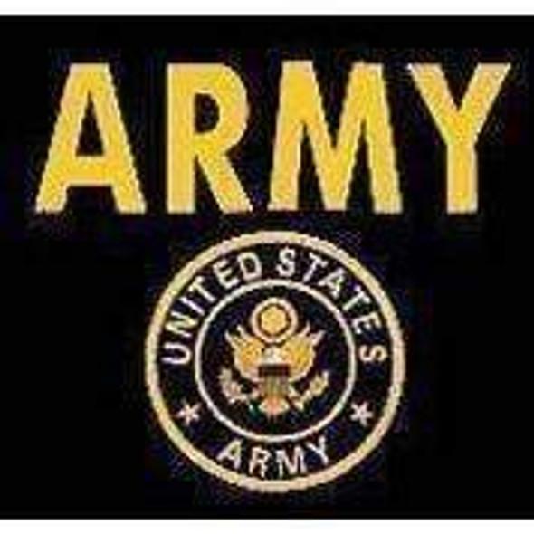 U.S. Army Gold Flag 2 X 3 ft. Junior