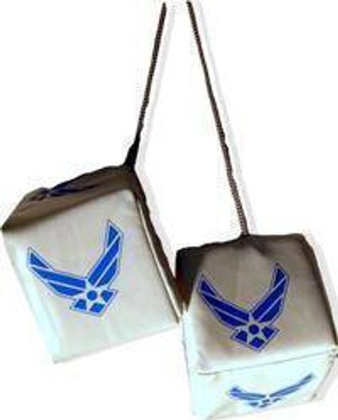 Air Force Hanging Dice