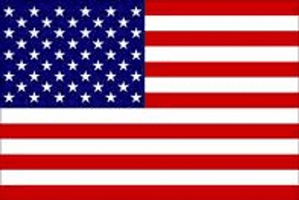 50 Star USA Flag - American Flag - 5x8 ft. Economical