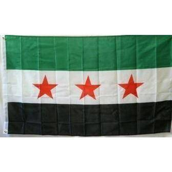 Syria Independence Flag 3 X 5 ft. Standard