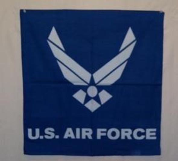 Air Force Wings Blue Bandana