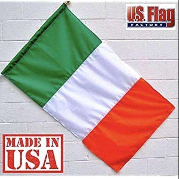 3x5 Ireland Nylon Flag Made in USA