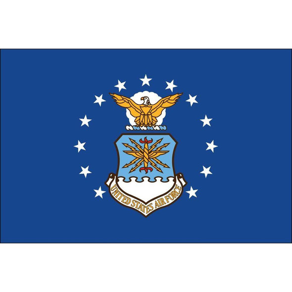 Air Force Flag Outdoor Commercial Nylon Made in USA