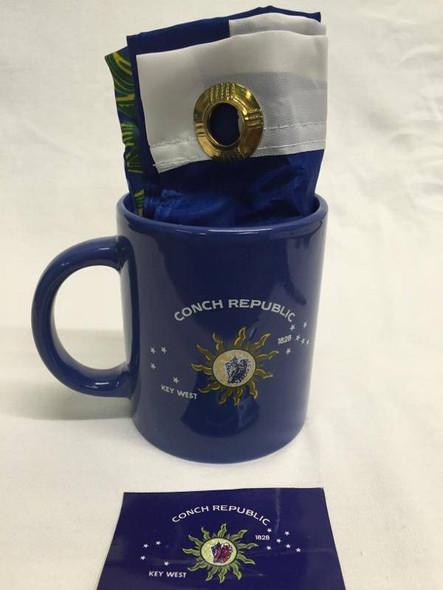 Conch Republic, Key West Mug, cup