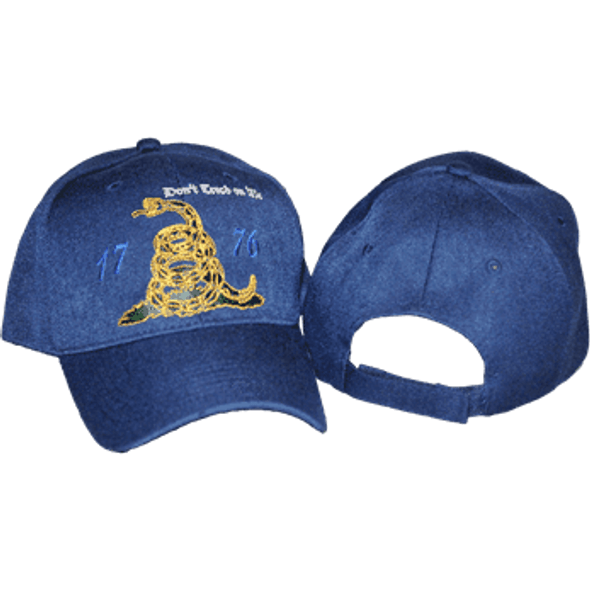 Blue 1776 Gadsden Cap