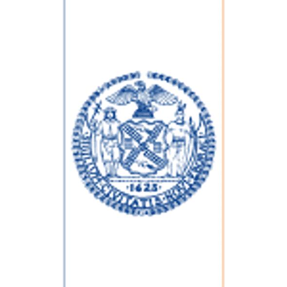 New York City Flag 3 X 5 Standard